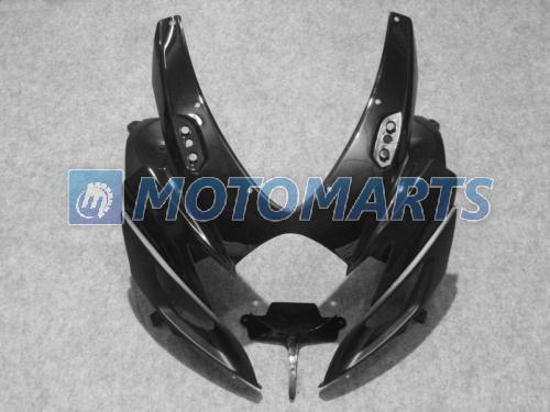 flach glänzend schwarz Verkleidungskits für 2006 2007 Suzuki GSXR 600 750 K6 GSXR600 GSXR750 06 07 GSX-R600