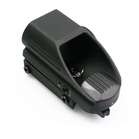 1X33 holográfica VISTA VERDE ROJO punto de la vista alcance de la caza Riflescope