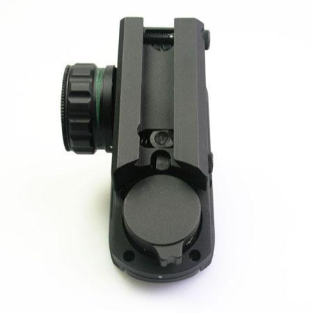1x33 holografisk syn röd grön dot sikt jakt räcke riflescope