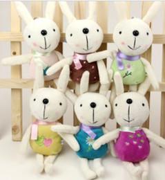 """Conejo felpa llavero Conejos felpa muñeca conejo llaveros llavero metoo llavero 5 """"/ 12CM Navidad desde fabricantes"""