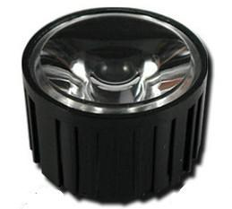 Lente led de 15 grados online-Mezcla de envío gratis 100 unids / lote 10/15/25/30/45/60/90 grado, lente led, lente óptica, buena calidad
