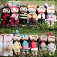 Wholesale Metoo Stuff Toys - Angela Plush Toys Metoo Stuffed Rabbit Dolls Toys Nice Boxes Kids Christmas Gifts