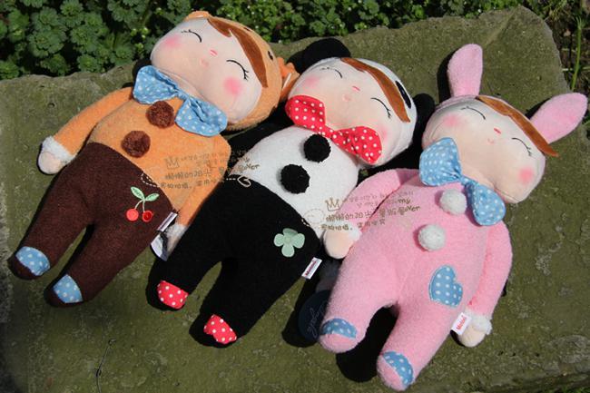 Angela Plush Toys Metoo Stuffed Rabbit Dolls Toys Nice Boxes Kids Christmas Gifts