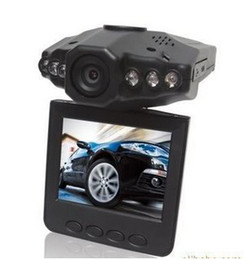 """Wholesale Russian Shopping - hot selling Car DVR Recorder with 2.5"""" Screen 6pcs LED Vision from kakacola shop"""