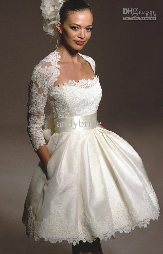 Best 2013 Lace Jacket Match For The Bride Wedding Dresses Gowns ...