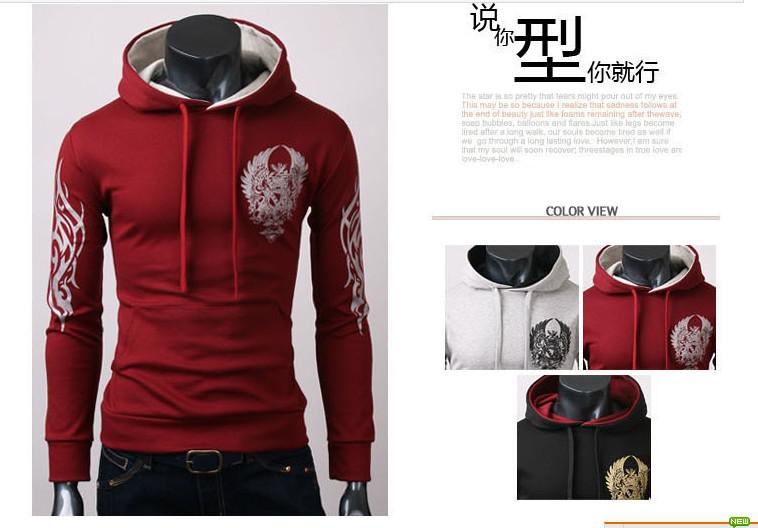 2017 2015 Street Fashion Hoody Csol Hoodies Korean Hoody Cool ...