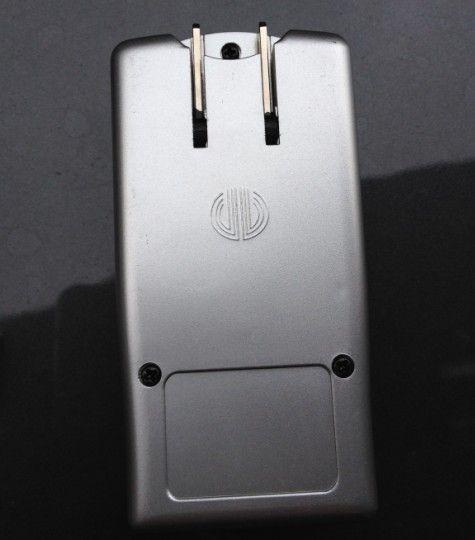 Carregador de bateria de Epacket gratuito para CR2 / CR123A bateria recarregável 3.0V plug dos EUA