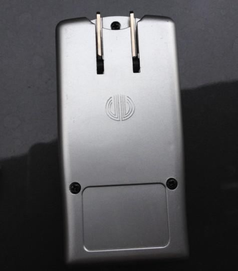 Carregador de Bateria Para Bateria Recarregável CR2 / CR123A 3.0V Plug EUA