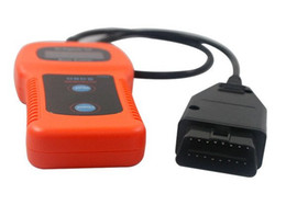 Wholesale Car Trouble Code Reader - U380 Car OBDII Check Engine Auto Scanner Trouble Code Reader Clear Diagnostic Scanner Free Shipping