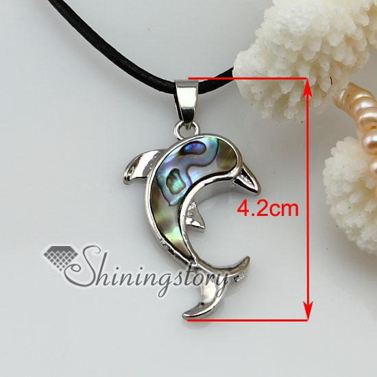 dolphin shell pendant mother of pearl jewelry abalone shell jewelry Mop6032 cheap china fashion jewellery