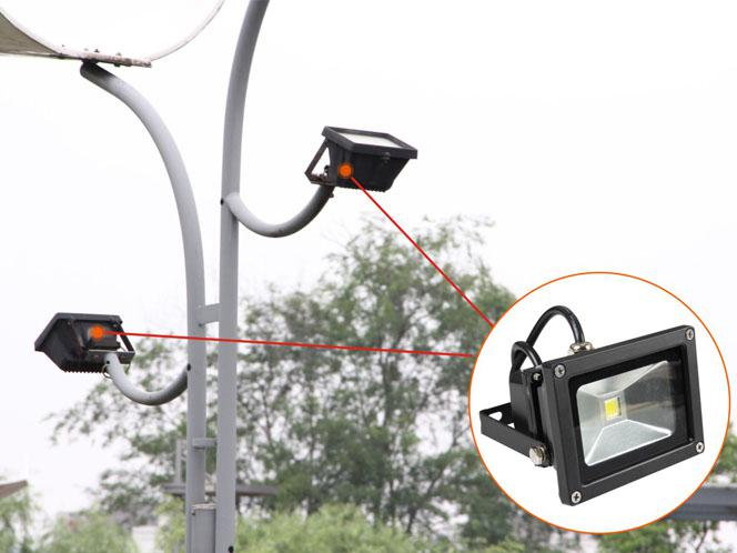 AC85-265V 110v 220v 10w светодиодный прожектор туннельный свет реклама сад пятно прожектор освещение 2 года гарантия 900lm