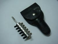 Wholesale Door Lock Decoder - NEW Ford Tibbie Pick and Decoder, LOCKSMITH TOOLS lock pick set, door lock opener bump key H427