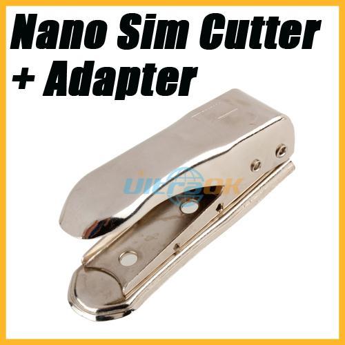 Latest Nano Sim Cutter Cut Standard Sim And Micro Sim For Iphone 5