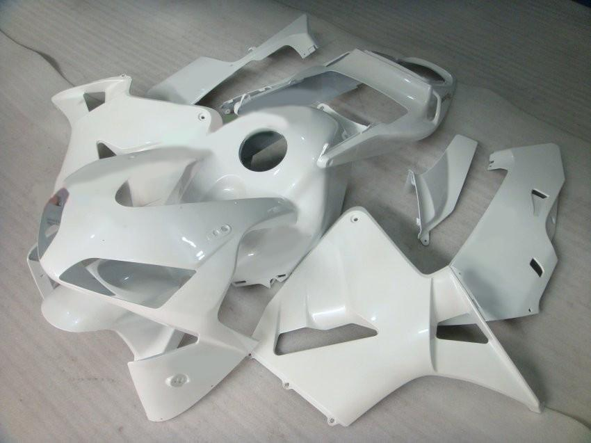 Freeship Injection mold fairing White FOR HONDA CBR600RR 2005 2006 CBR 600RR CBR600 F5 05 06