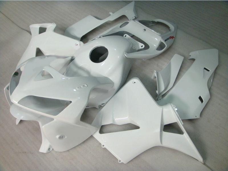 Witte injectie Keuken Kit voor CBR600RR CBR600 F5 CBR 600RR 2003 2004 K3 K4 03-04 Motorfietsen Set