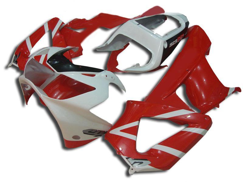 carrosserie moto pour Honda CBR900RR CBR 900RR 929 00-01 2000-2001 WEST KIT CARENAGE, F011