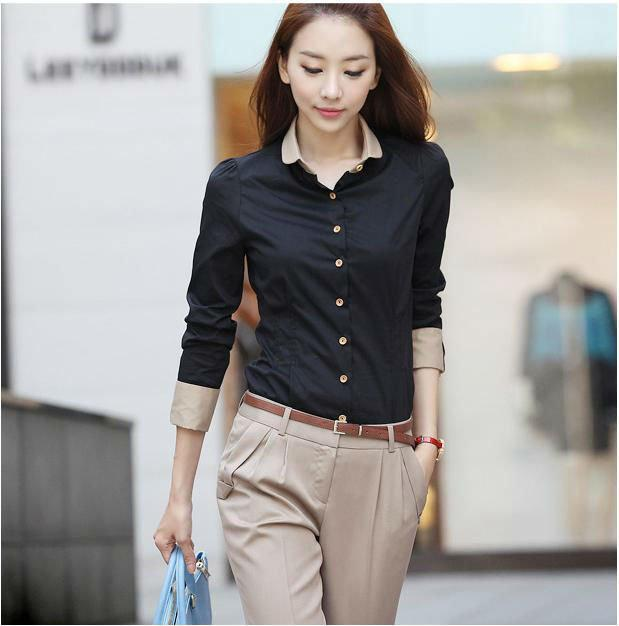 2012 New Arrival Weizi Women's Office Lady Fashion Short Sleeve ...