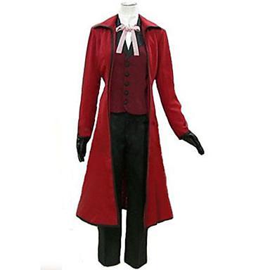 Black Butler Death Grell Sutcliff Cosplay Kostuum