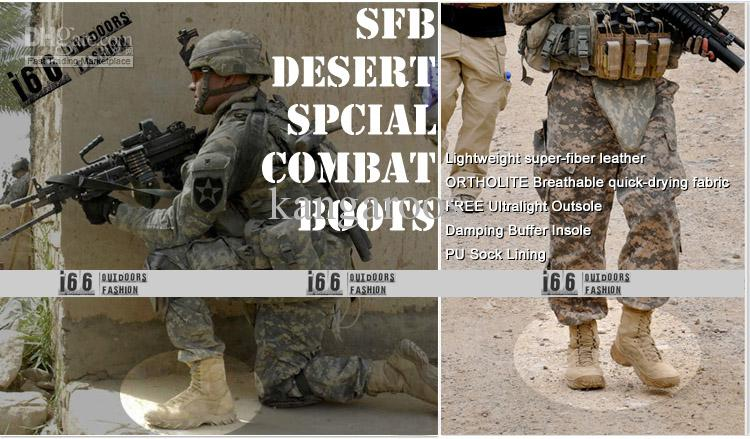 Cheap Usmc Army Military Special Desert Combat Tactical Boots ...