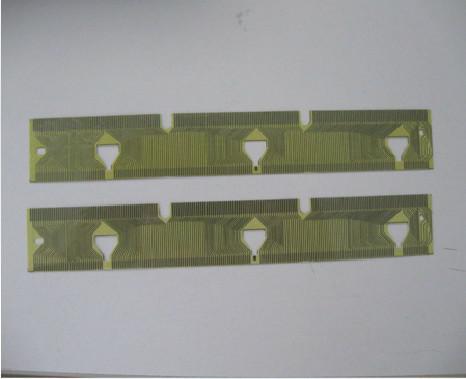 ALKcar publica / Golden Ribbon Cable para BMW E38 E39 E53 X5 velocímetro INSTRUMENT CLUSTER PIXEL REPAIR RIBBON