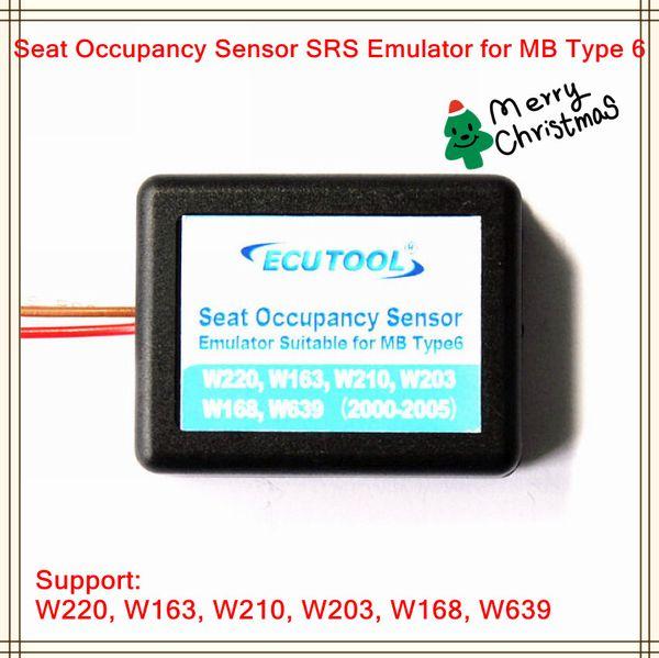 Seat Occupation Sensor Emulator for Mercedes-Benz W220 W210 W203 W168 W163