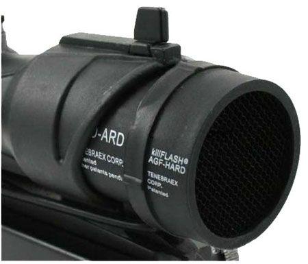 ACOG Kill Flash Housse de protection anti-reflet pour les portées ACOG M4 / M16 / AR15
