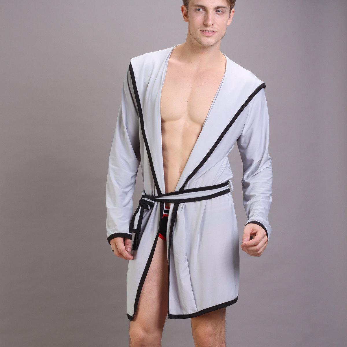Sexy night dress for men