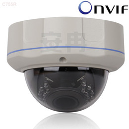 Wholesale ip cameras dome - H.264 2.0 Megapixel 1920*1080 Resolution Vandalproof Dome Network IP Camera Onvif Compliant