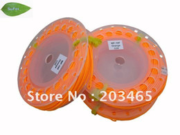 Fly Beach Canada - Free shipping fly fishing line with welded loops FL10-10F, the length is 32.0m