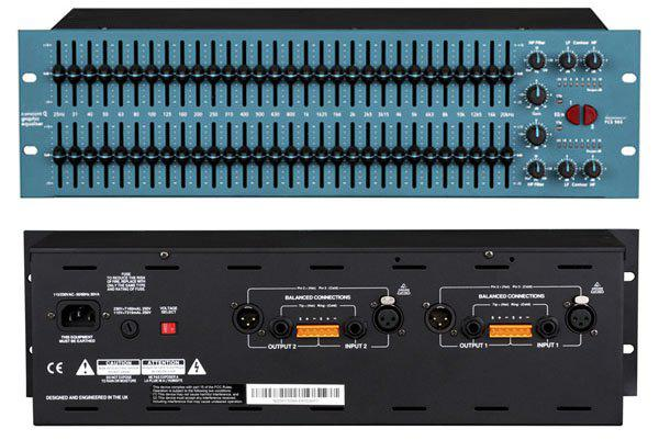Best Bss Audio Opal Fcs 966 Graphic Equalizer Under $270 ...