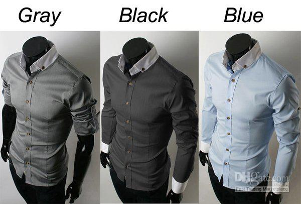 Men's Dress Shirts Wholesaler Feel_good Sells Mens Cheap Shirts ...