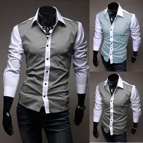 New dress shirt styles