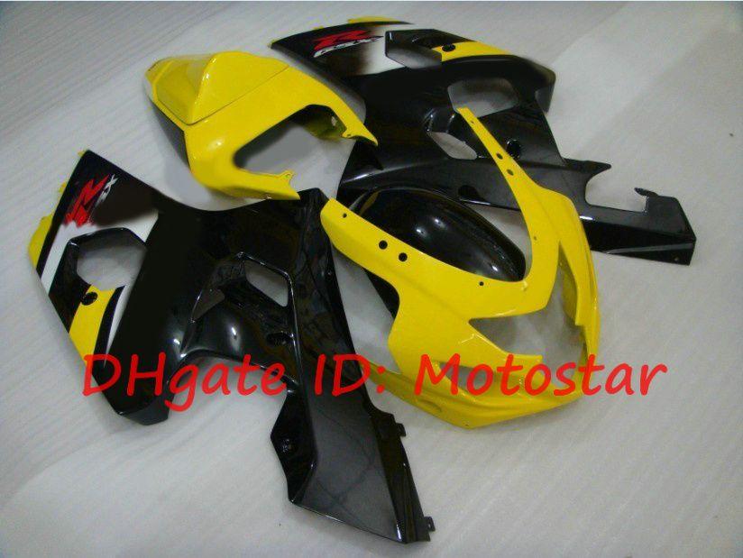鈴木GSX-R600 GSX-R750 2004 2005 K4 S648 GSXR 600 750 04 05フェアリングキット