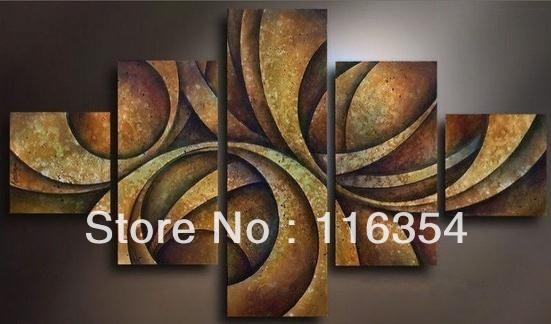 Hand Painted Wall Art 2017 c50335 hand painted wall oil art home decor modern abstract