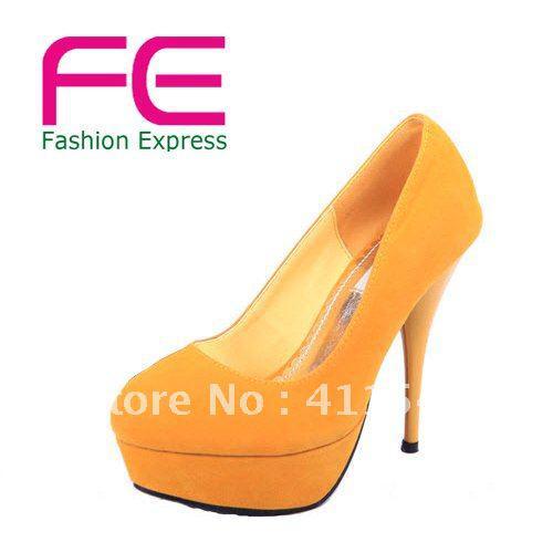 Fashion Express Fe Women Dress Shoes High Heel Party