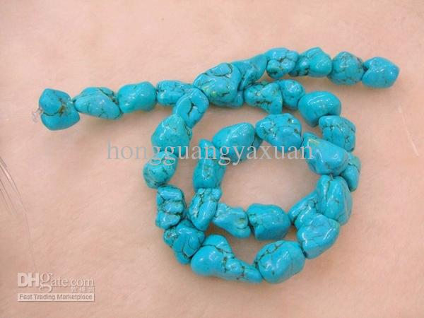 nouvelle chaine turquoise BEAD style chaine dangle style.BTS-087