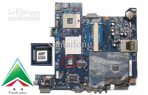 brand new a9rp laptop motherboard for asus ati 410 chip ide hdd rh dhgate com