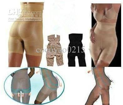 Wholesale California Beauty Slim Lift Extreme Body Shaper for women Body Shaping Garment slimming pants suit OPP PACKING