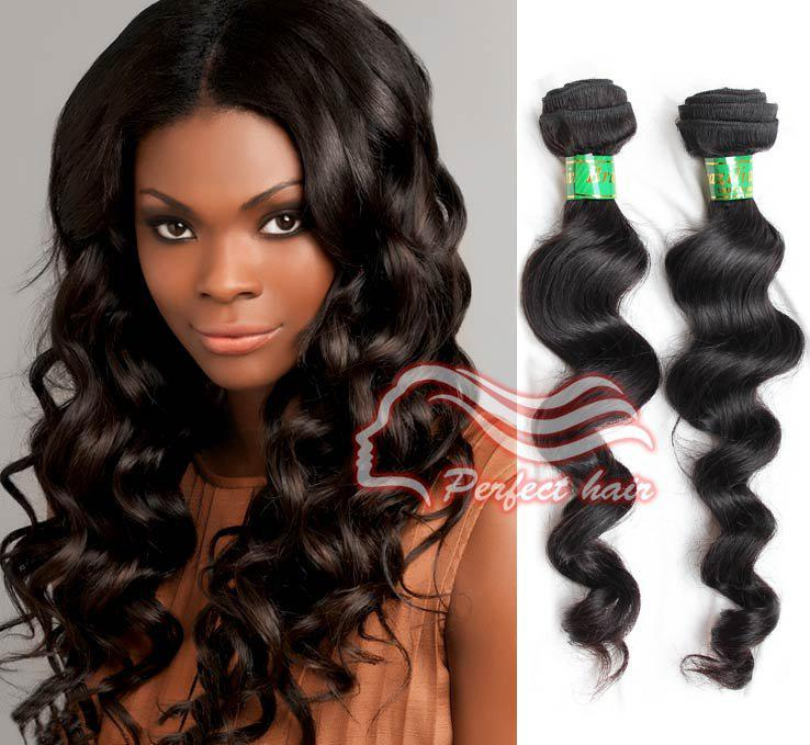 2018 Mix Length Mix 121416 Queen Hair Loose Curly Brazilian Virgin
