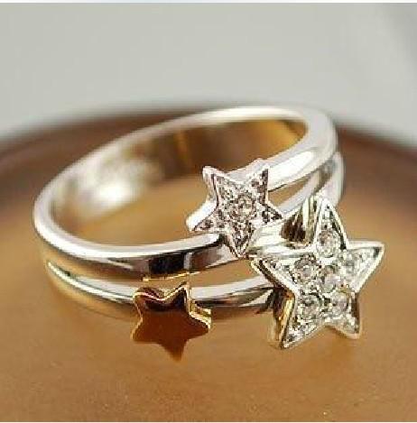 Rings fashion  Fashion Rings Meteor Retro Rings Jewelry Ring Fashion Rings ...