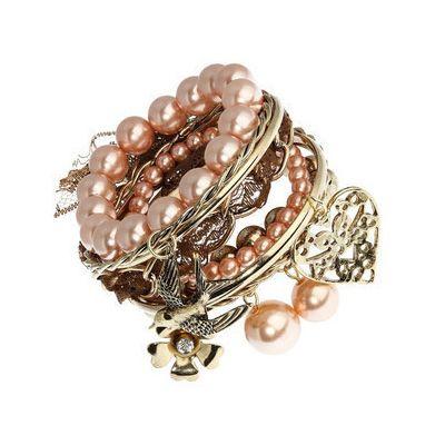 2018 Wholesale Fashion Accessories Lady Bracelet Set Diy Jewellery Bangle Handrin From Susanbeauty 2734