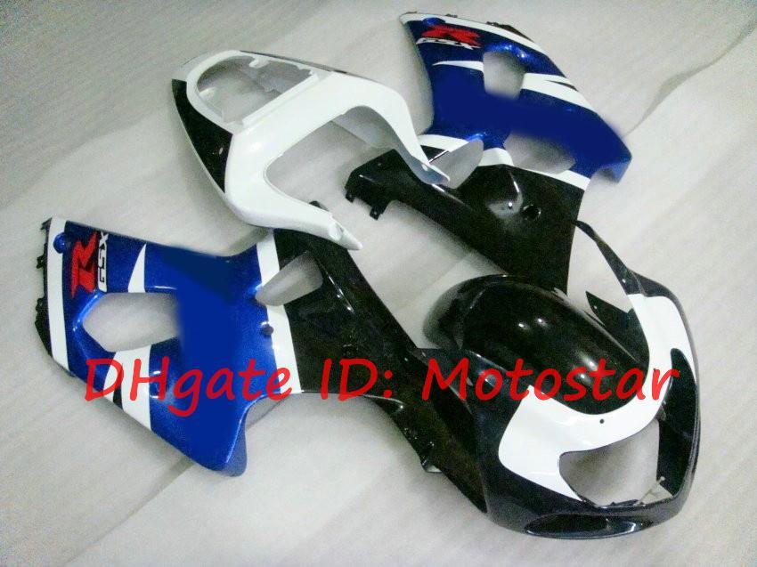 Fairing kit for SUZUKI 2000 2001 2002 GSX-R1000 01 02 00 GSXR 1000 K2 GSXR1000 OEM blue white black