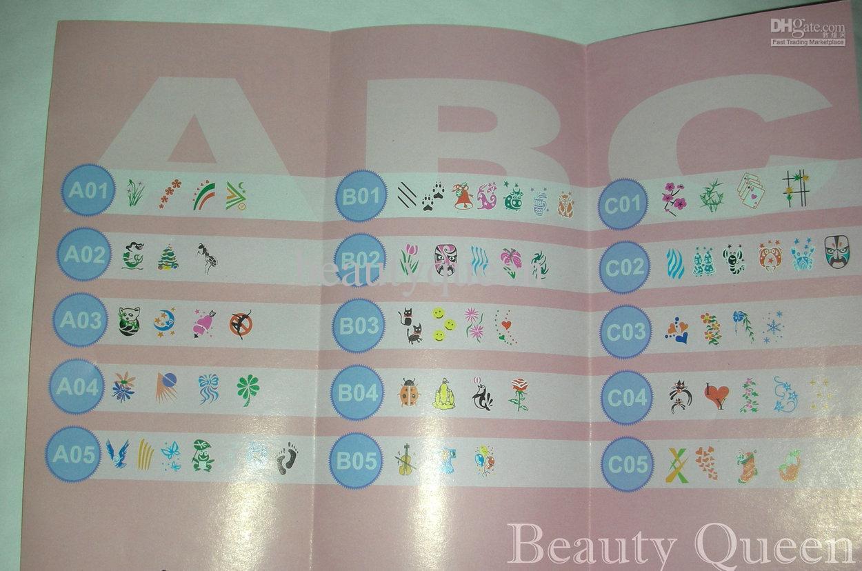 DIY Nail Art Printing Machine Stamp Kit Stämpling Skriv ut Skrivar Set Polish Image Plate Temaplte Set