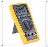 Wholesale original Vichy VC99 better FLUKE B Auto range digital multimeter with bag