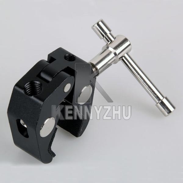 Articulating Magie Friction Arm Metall Große Superklemme 5cm Klipp für DSLR Rig Kamera Camcorder Videoleuchte Feldmonitor