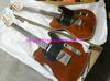 Brown Telecaster Beauty Electric Guitar Rosewood Boad Free Shipping High Quality Cheap C0042