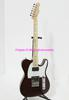 Free Shipping New Arrival Brown High Quality Electric Guitar Best OEM Available C0043