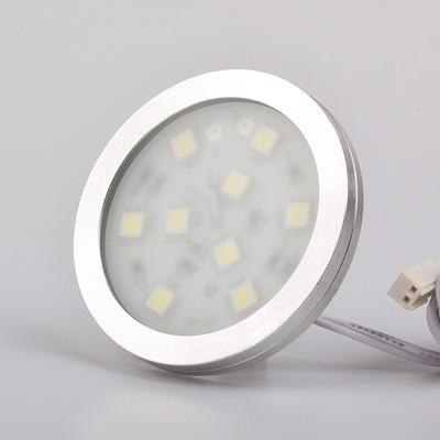 best 9led puck light for cabinet round white 18w smd 12v aluminum commercial engineering indoor e17 led bulb led fog light bulbs from - Led Puck Lights