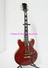 Musical instruments New Arrival Classic Red 335 Jazz Guitar High Quality Cheap C0058