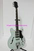 High Quality New Arrival White 3 Pickups Falcon Jazz Guitar with Bigbys Free Shipping C0064